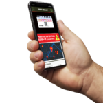MobileDetectBIO Mobile Experience
